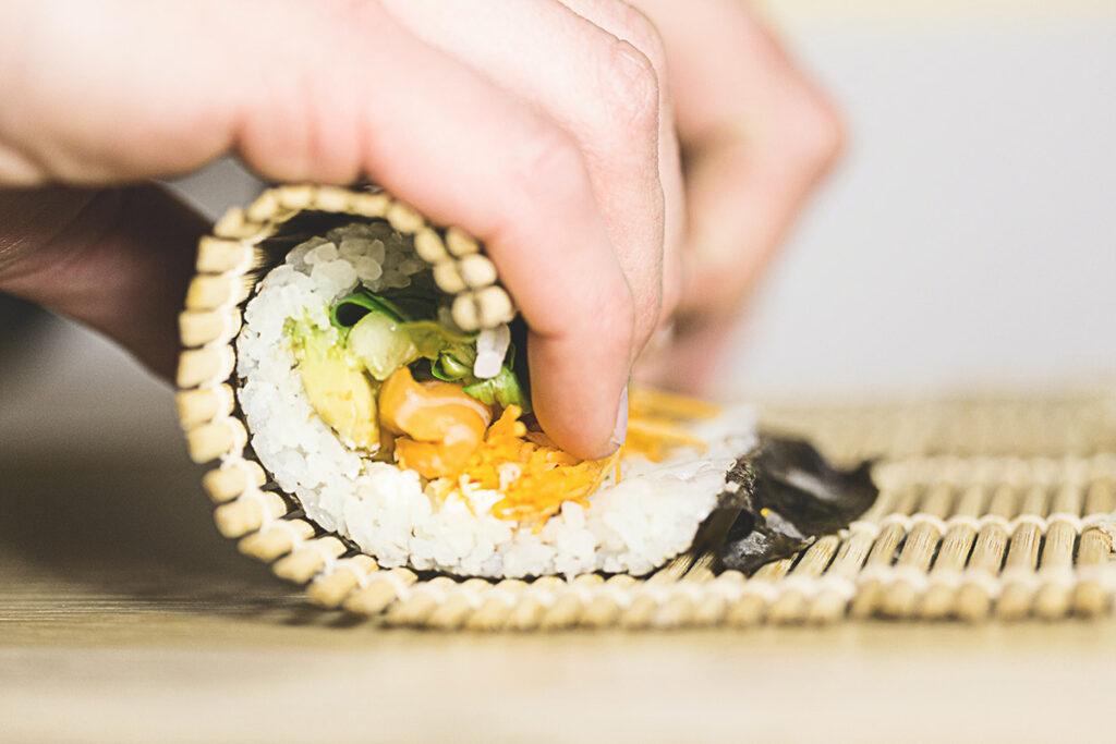 Cómo preparar sushi fácil Ventanal